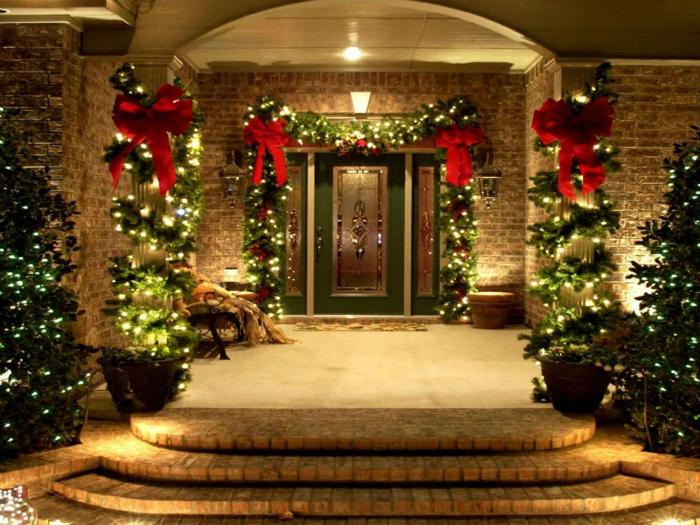 come nei film, giardini natalizi indimenticabili giardini natalizi Idee per la tua casa: giardini natalizi indimenticabili addobbi natalizi da esterno