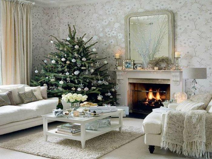 Intro: Un arredamento natalizio in compagnia della propria famiglia arredamento natalizio Accogliente arredamento per un natale in famiglia arredamento natalizio 217