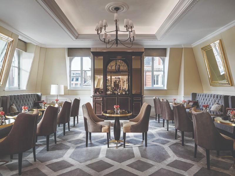 Il lussuoso Langham Hotel by Richmond a Londra langham hotel Il lussuoso Langham Hotel by Richmond a Londra Il lussuoso Langham Hotel by Richmond a Londra 8 1