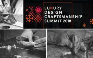 La passione per l'artigianato fa incontrare l'Italia e il Portogallo artigianato La passione per l'artigianato fa incontrare l'Italia e il Portogallo Luxury Design Craftsmanship Summit 480x300 300x188