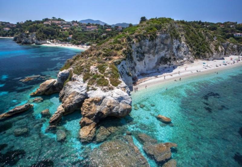 1. Isola D'Elba (Toscana, Italia)