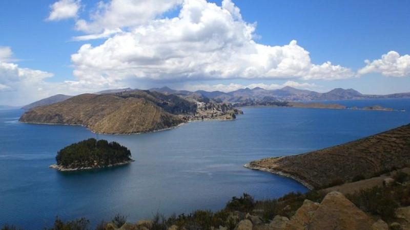 3. lago Titaca (Peru)
