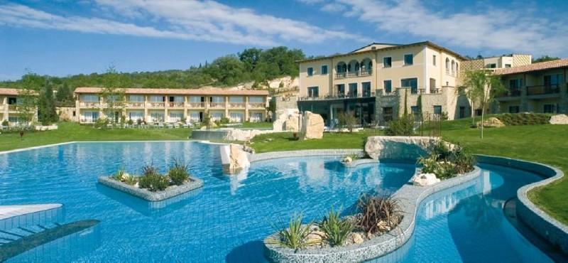 1. Terme Adler (Val D'Orcia, Toscana)