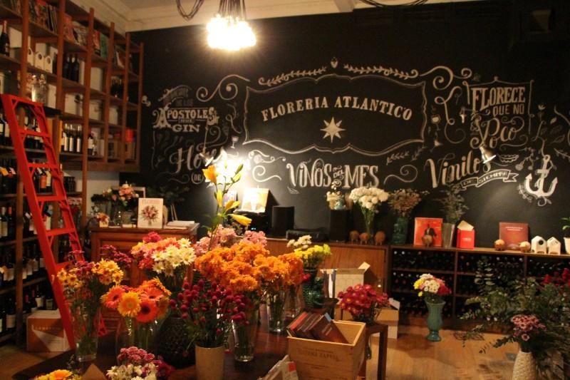 6 bar per 6 città café 6 café per 6 città Floreria Atlantico