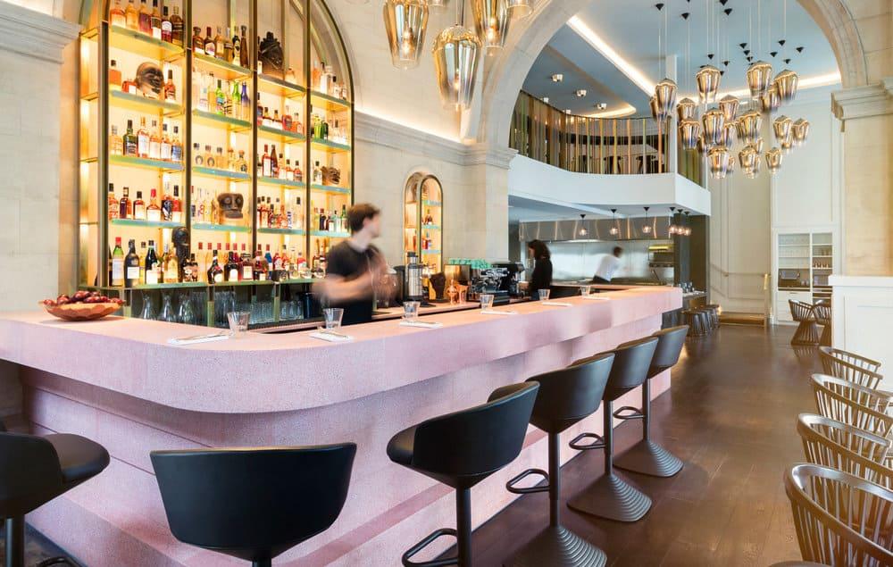 10 esempi di splendidi ristoranti d'interior design a Londra ristoranti d'interior design 10 esempi di splendidi ristoranti d'interior design a Londra ristoranti interior design londra 1