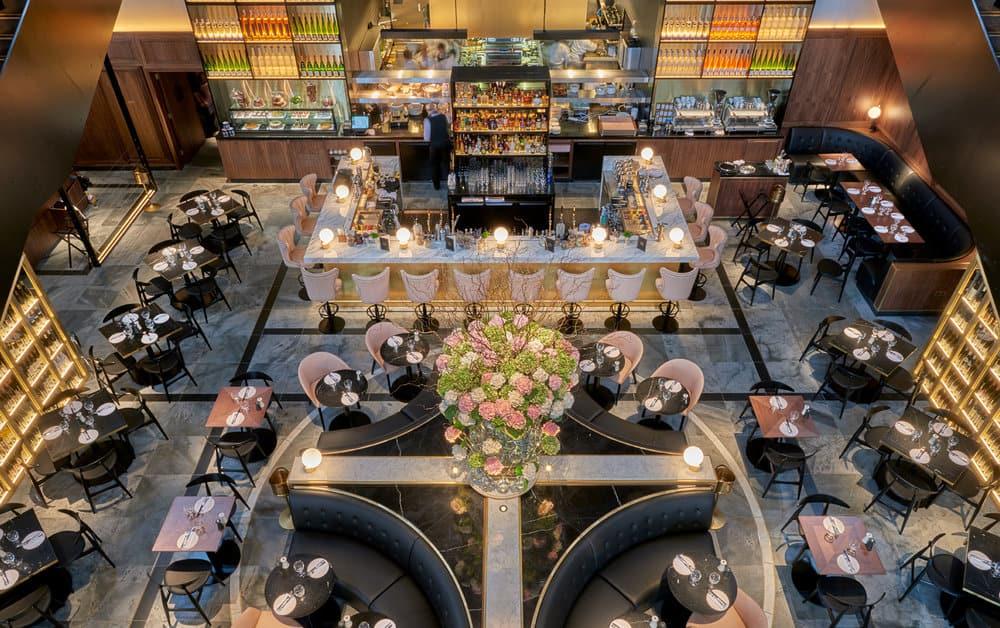 10 esempi di splendidi ristoranti d'interior design a Londra ristoranti d'interior design 10 esempi di splendidi ristoranti d'interior design a Londra ristoranti interior design londra 2