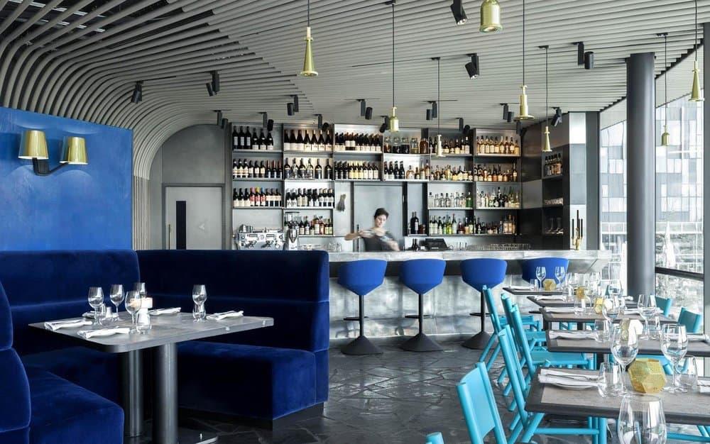 10 esempi di splendidi ristoranti d'interior design a Londra ristoranti d'interior design 10 esempi di splendidi ristoranti d'interior design a Londra ristoranti interior design londra 3