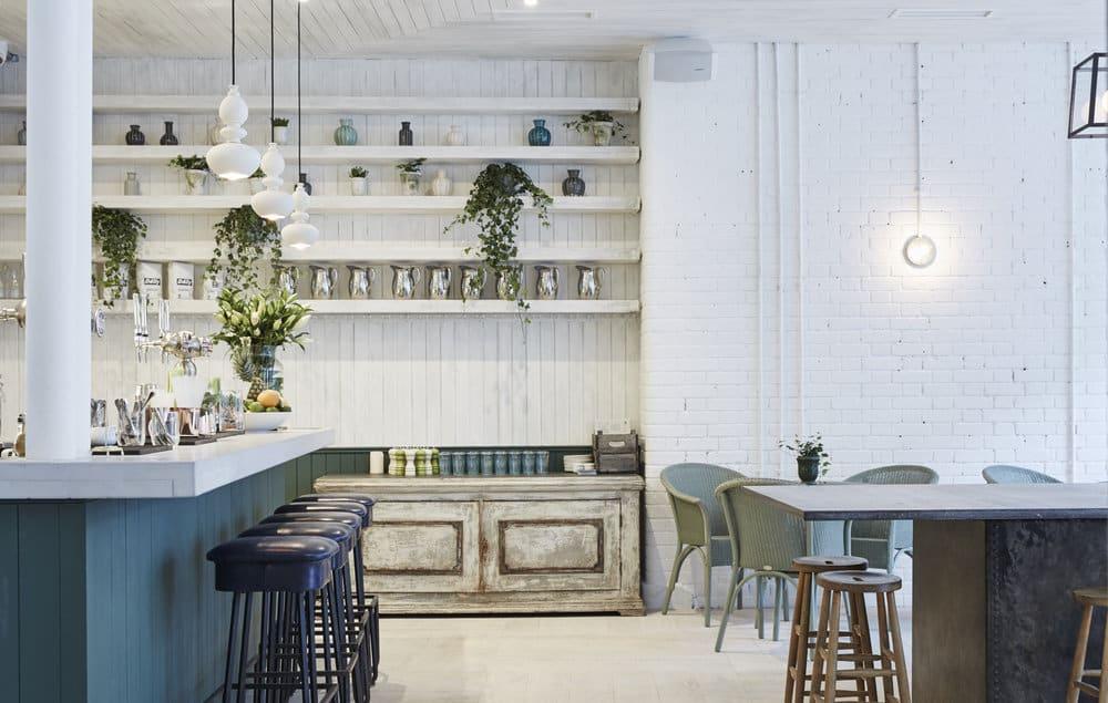 10 esempi di splendidi ristoranti d'interior design a Londra ristoranti d'interior design 10 esempi di splendidi ristoranti d'interior design a Londra ristoranti interior design londra 4