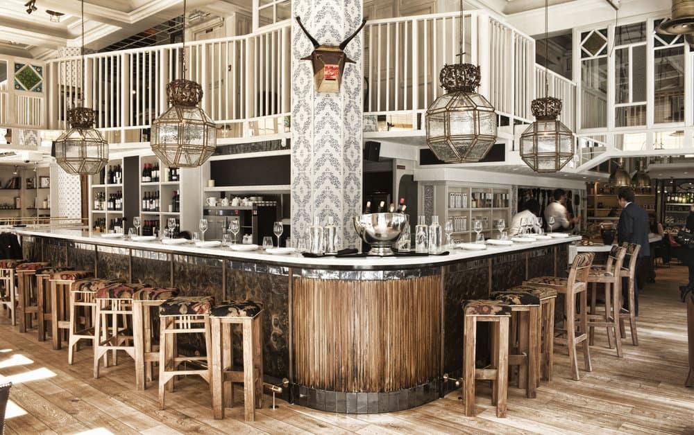 10 esempi di splendidi ristoranti d'interior design a Londra ristoranti d'interior design 10 esempi di splendidi ristoranti d'interior design a Londra ristoranti interior design londra 5