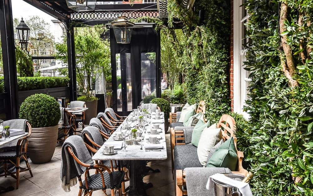 10 esempi di splendidi ristoranti d'interior design a Londra ristoranti d'interior design 10 esempi di splendidi ristoranti d'interior design a Londra ristoranti interior design londra 7