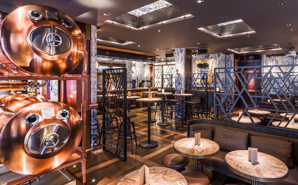 10 esempi di splendidi ristoranti d'interior design a Londra ristoranti d'interior design 10 esempi di splendidi ristoranti d'interior design a Londra ristoranti interior design londra 8