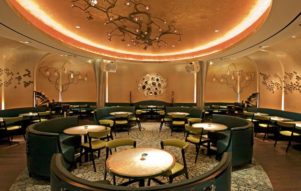 10 esempi di splendidi ristoranti d'interior design a Londra ristoranti d'interior design 10 esempi di splendidi ristoranti d'interior design a Londra ristoranti interior design londra 9