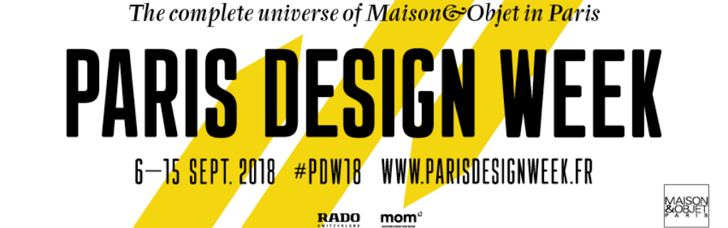 design INCONTRA I GRANDI MAESTRI ALLA DESIGN WEEK A PARIGI PDW 2018 Visuel FACEBOOK eng