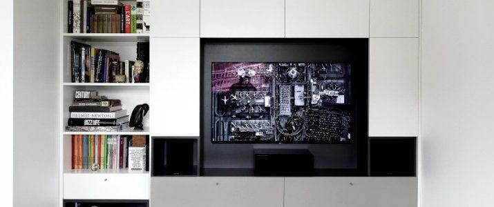 dai un'occhiata al design moderno di questo loft open space Dai Un'Occhiata Al Design Moderno Di Questo Loft Open Space 1kasel interiors main 715x300