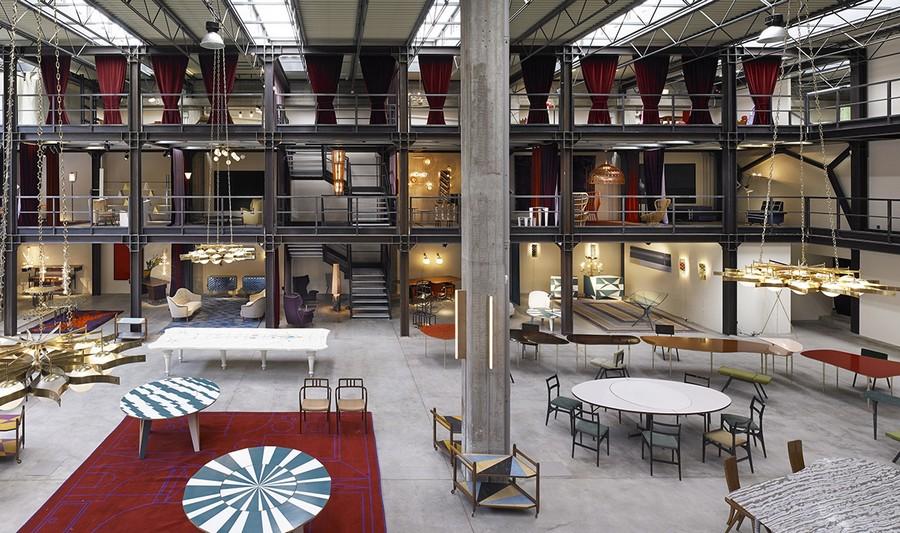 settimana del design di milano 2019 I Migliori 7 Showrooms Di Design Da Visitare Durante La Settimana Del Design Di Milano 2019 Nilufar depot