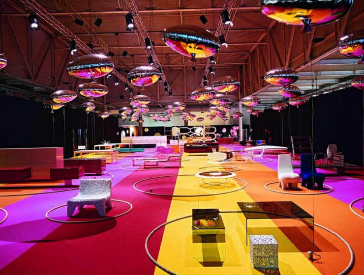 milan design week 2019 Milan Design Week 2019: Vieni A Scoprire Il SuperDesign Show Superstudiobookcover 740x560