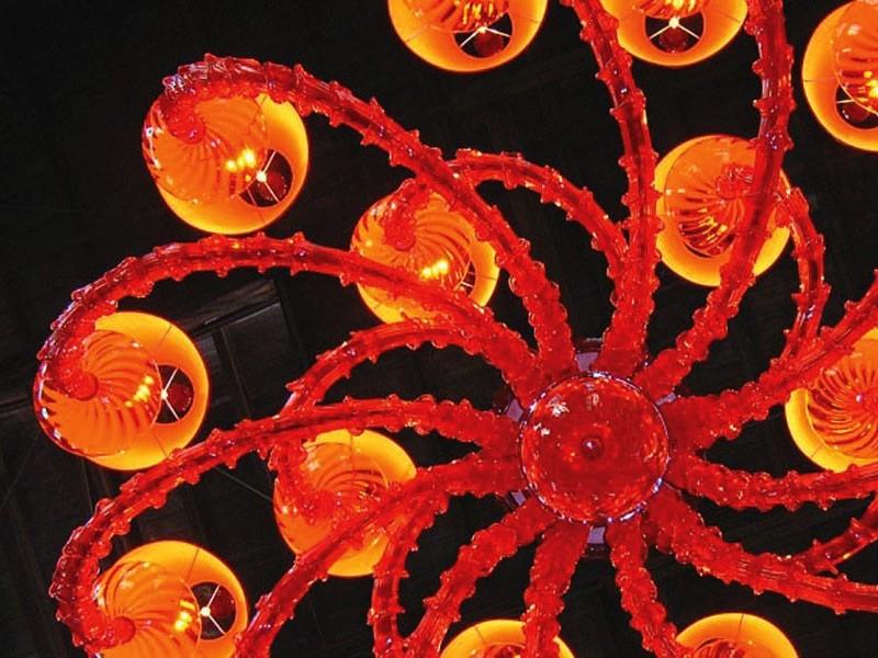 artigianto artigianato 5 esempi di straordinario artigianato di famosi designer e aziende italiane 15 progettoP49 chandelier 2 1170x600