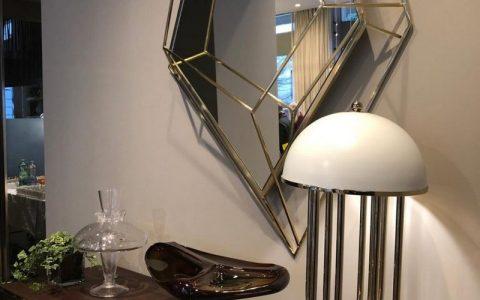 bredaquaranta Bredaquaranta: qualità e passione nel nuovo Showroom di Milano Mid Century Modern Shines At Bredaquarantas Milan Showroom 6 480x300
