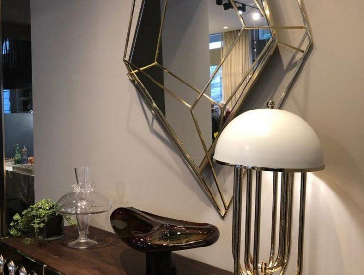 bredaquaranta Bredaquaranta: qualità e passione nel nuovo Showroom di Milano Mid Century Modern Shines At Bredaquarantas Milan Showroom 6 740x560