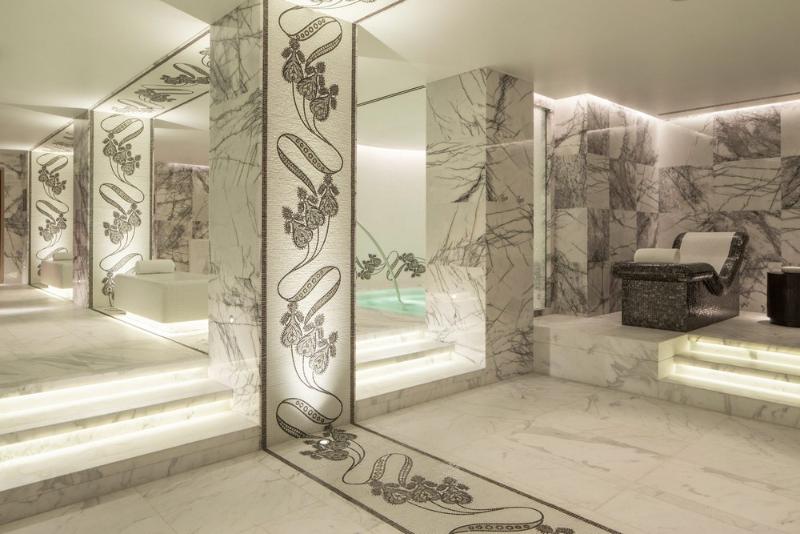 apostoli Studio Apostoli: 3 progetti di Splendide Spa di Lusso 4 Luxury Spa Design Projects Created By Studio Apostoli