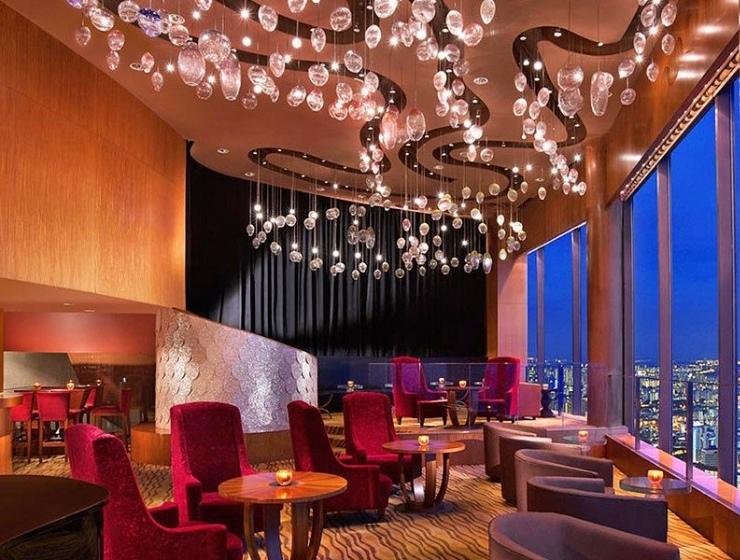artigianato 5 esempi di straordinario artigianato di famosi designer e aziende italiane Hotel singapore jaanrestaurant BAR 01  Home Hotel singapore jaanrestaurant BAR 01