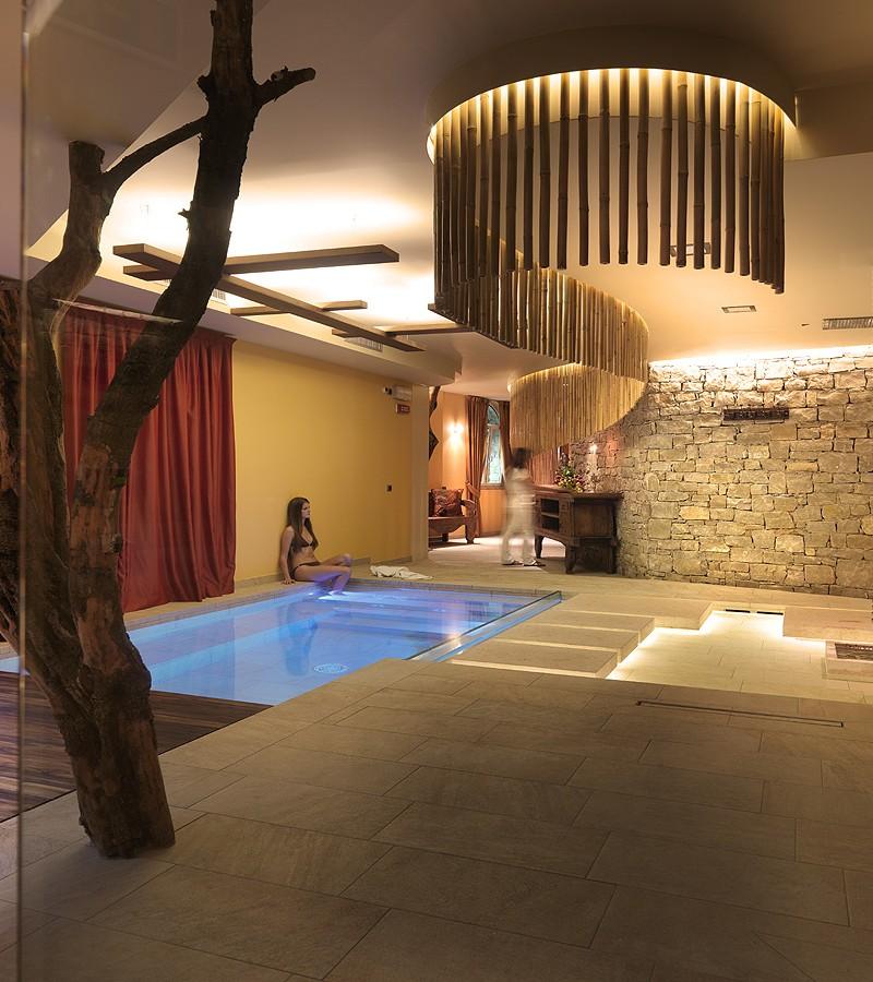 apostoli Studio Apostoli: 3 progetti di Splendide Spa di Lusso dhara1