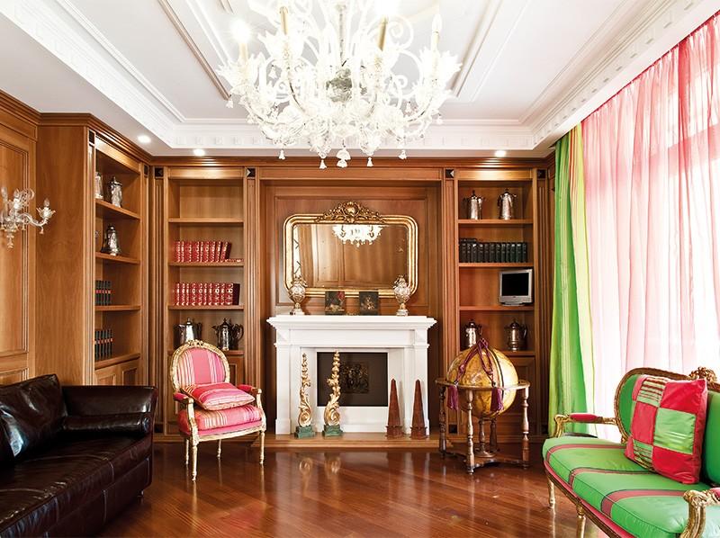stile stile Lo stile e l'artigianato italiano di Palazzo Morelli interiors galleryA 01