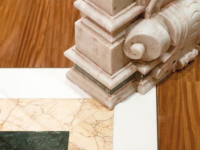 artigianato stile Lo stile e l'artigianato italiano di Palazzo Morelli interiors galleryA 04