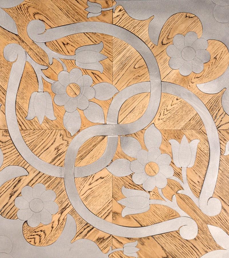 stile stile Lo stile e l'artigianato italiano di Palazzo Morelli surfaces heritage collection gothic influence steel