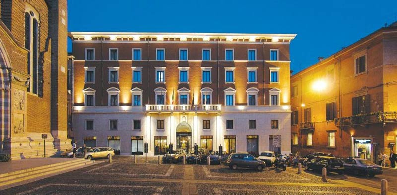 hotel hotel TOP 5: Hotel di Lusso Verona e dintorni 10 grassi 1880 cave Hotel Due Torri Verona