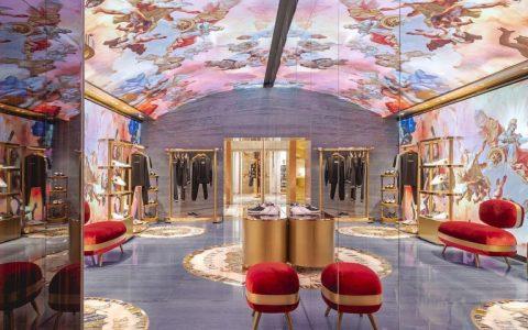 boutique Le Boutique di Lusso in Italia progettate da famosi architetti Dolce Gabbana ROMA cardondale 11 1500x900 480x300