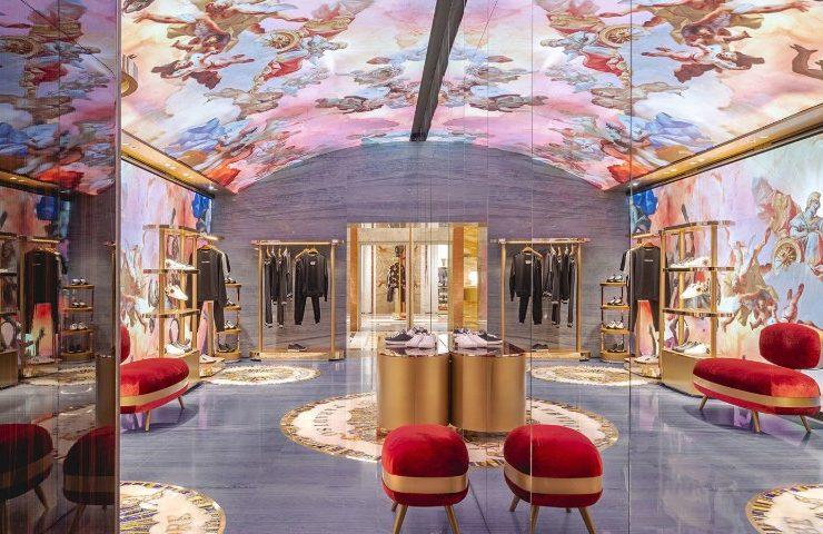 boutique Le Boutique di Lusso in Italia progettate da famosi architetti Dolce Gabbana ROMA cardondale 11 1500x900 740x480