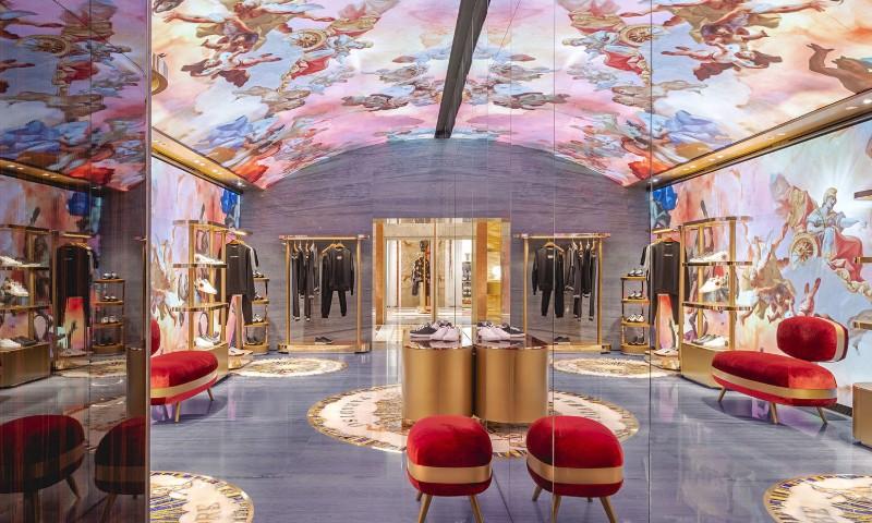 boutique Le Boutique di Lusso in Italia progettate da famosi architetti Dolce Gabbana ROMA cardondale 11 1500x900