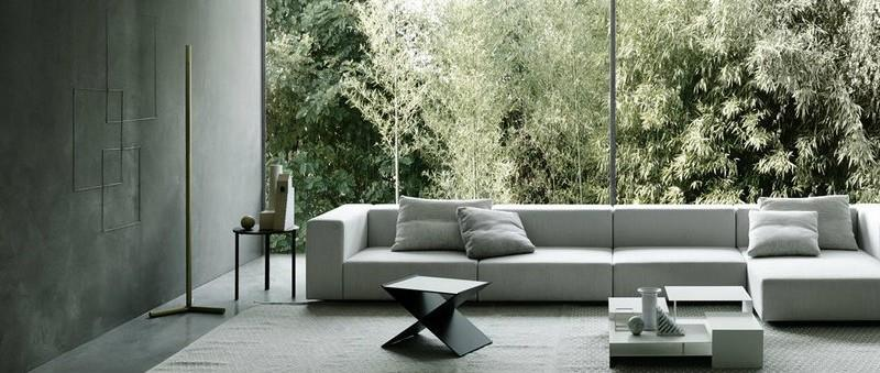 Lissoni lissoni LISSONI ASSOCIATI: Storia di uno Studio di Successo Imm Cologne 2016 Piero Lissoni for Living Divani pinterest
