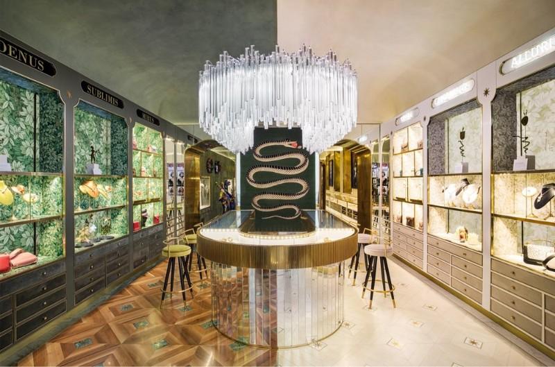 Boutique boutique Le Boutique di Lusso in Italia progettate da famosi architetti MG 2417 Modifica 2000