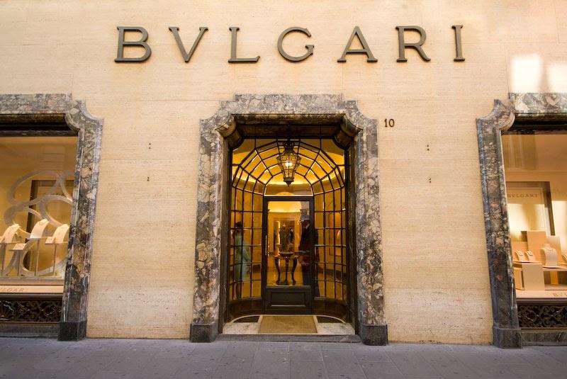 boutique boutique Le Boutique di Lusso in Italia progettate da famosi architetti banda del buco
