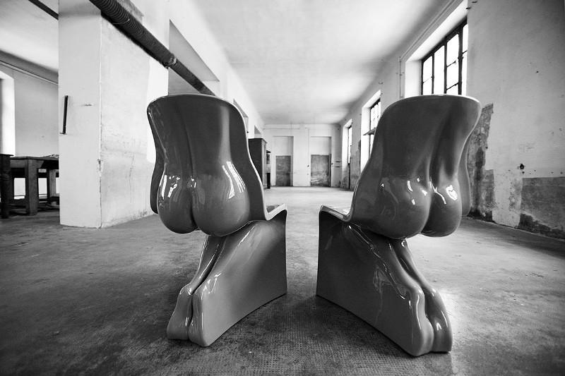 fabio novembre fabio Top Interior Designer Italiani: lo Stile Poliedrico di Fabio Novembre him her glossy 013 2