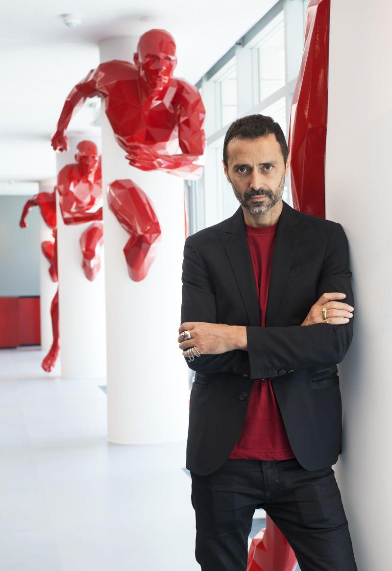 fabio novembre fabio Top Interior Designer Italiani: lo Stile Poliedrico di Fabio Novembre novembre 800