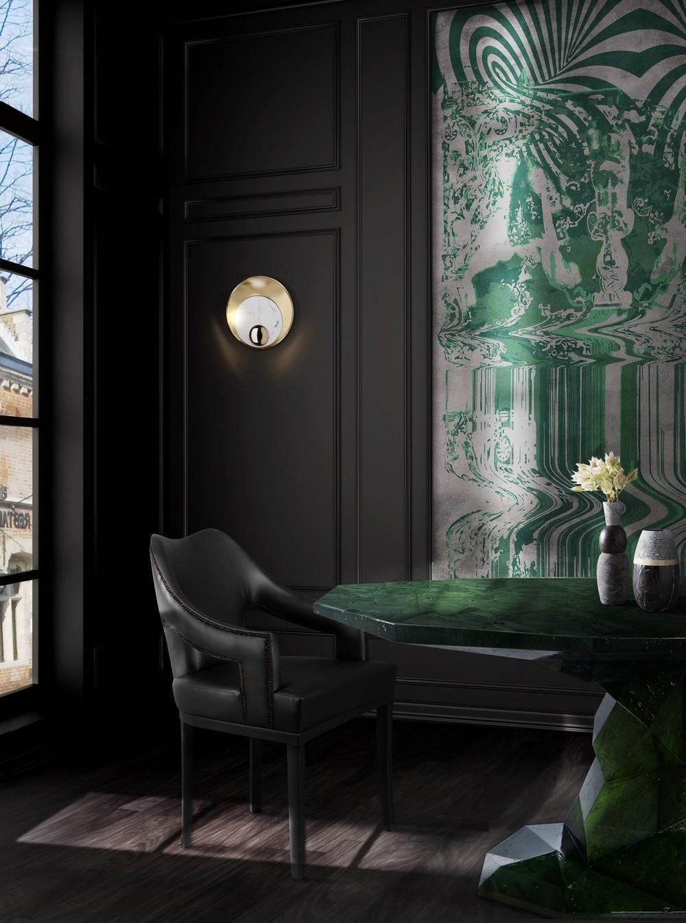 5 Tappeti Moderni di cui ti Innamorerai tappeti 5 Tappeti Moderni di cui ti Innamorerai BL Dining Room mar17 1