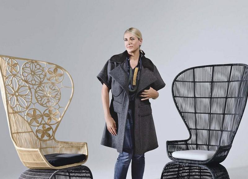 patricia urquiola Intervista a Patricia Urquiola, maestra dell'interior design Patricia Urquiola 1