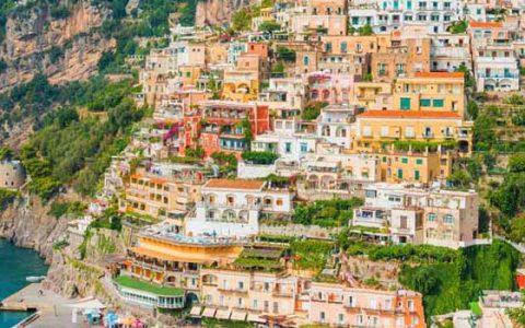 hotel TOP 5: Hotel Costiera Amalfitana banner positano 480x300