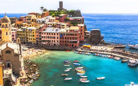 Un Paradiso Chiamato Cinque Terre  Un Paradiso Chiamato Cinque Terre feature 480x300