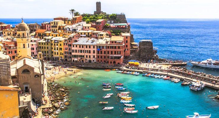 Un Paradiso Chiamato Cinque Terre  Un Paradiso Chiamato Cinque Terre feature 740x400