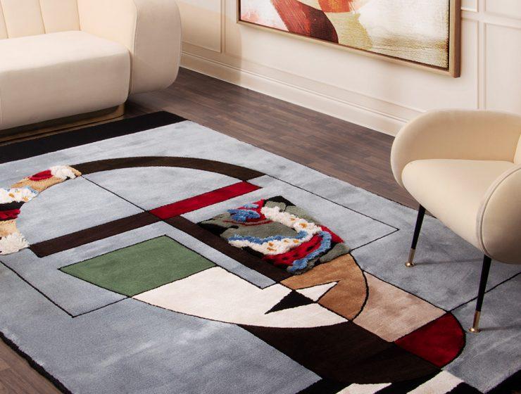 5 Innovative Idee per l'Arredamento tappeti per il soggiorno Tappeti Per il Soggiorno : Esotici & Bellissimi mira 7 740x560