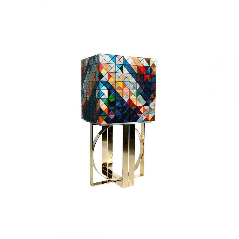 5 Innovative Idee per l'Arredamento innovative 5 Innovative Idee per l'Arredamento pixel cabinet boca do lobo 01