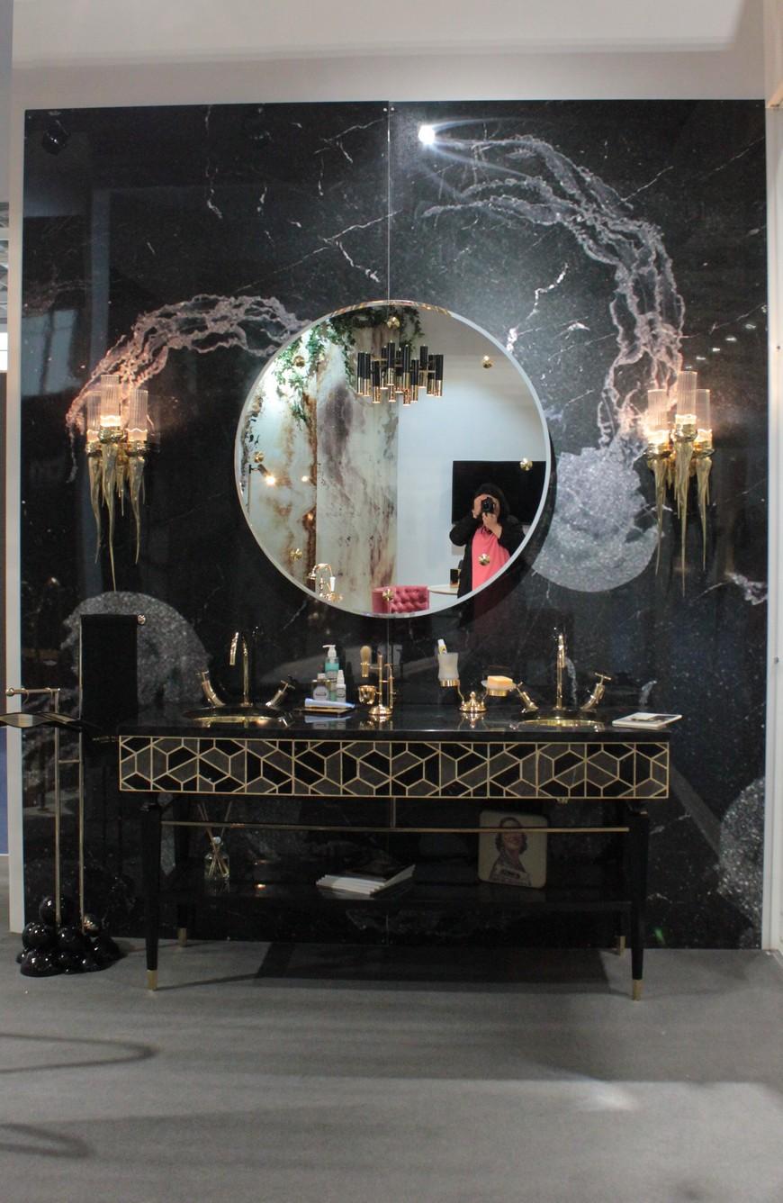 cersaie 2019 Cersaie 2019: Le Migliori Ispirazioni Per L'Arredamento Bagno Cersaie 2019 Top Bathroom Design Inspirations Sighted In The Event 4