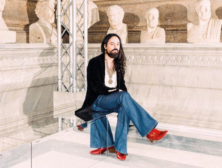 Alessandro Michele: lo stilista rivoluzionario di Gucci alessandro michele Alessandro Michele: lo stilista rivoluzionario di Gucci 0461de02 c03b 11e9 9381 78bab8a70848 740x560