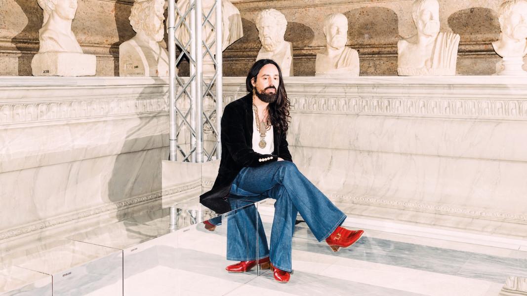 Alessandro Michele: lo stilista rivoluzionario di Gucci alessandro michele Alessandro Michele: lo stilista rivoluzionario di Gucci 0461de02 c03b 11e9 9381 78bab8a70848