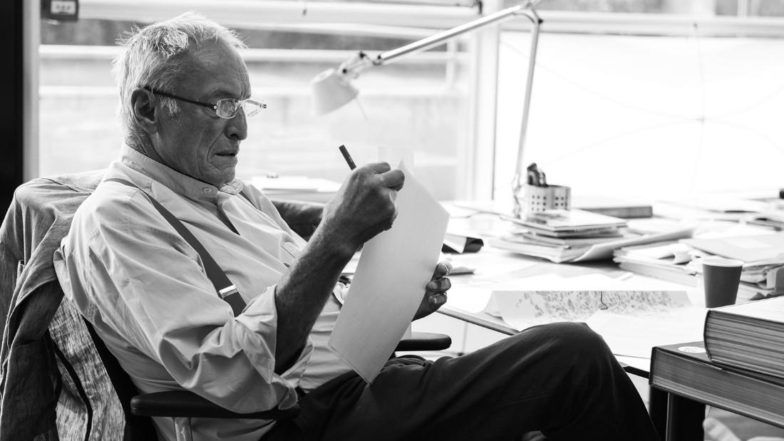 Richard Rodgers, l'architetto Italo-Inglese del Centro Pompidou richard rogers Richard Rogers, l'architetto Italo-Inglese del Centro Pompidou 161103150620 riba specials richard rogers super 169