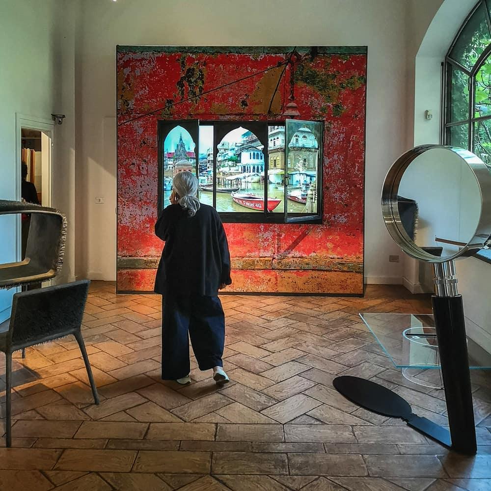Rossana Orlandi, Galleria Rossana Orlandi, design italiano, designer  rossana orlandi Rossana Orlandi: intuito e passione. 43274487 176437009909287 968669284021153780 n